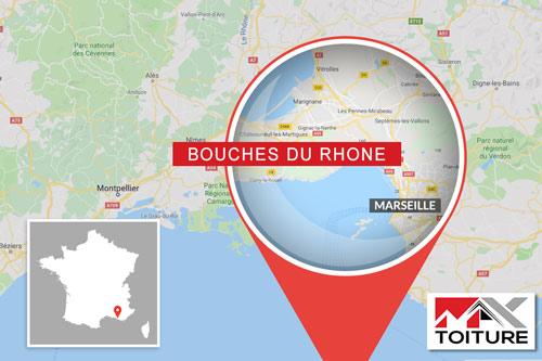 Entreprise de couverture dans les Bouches du Rhône